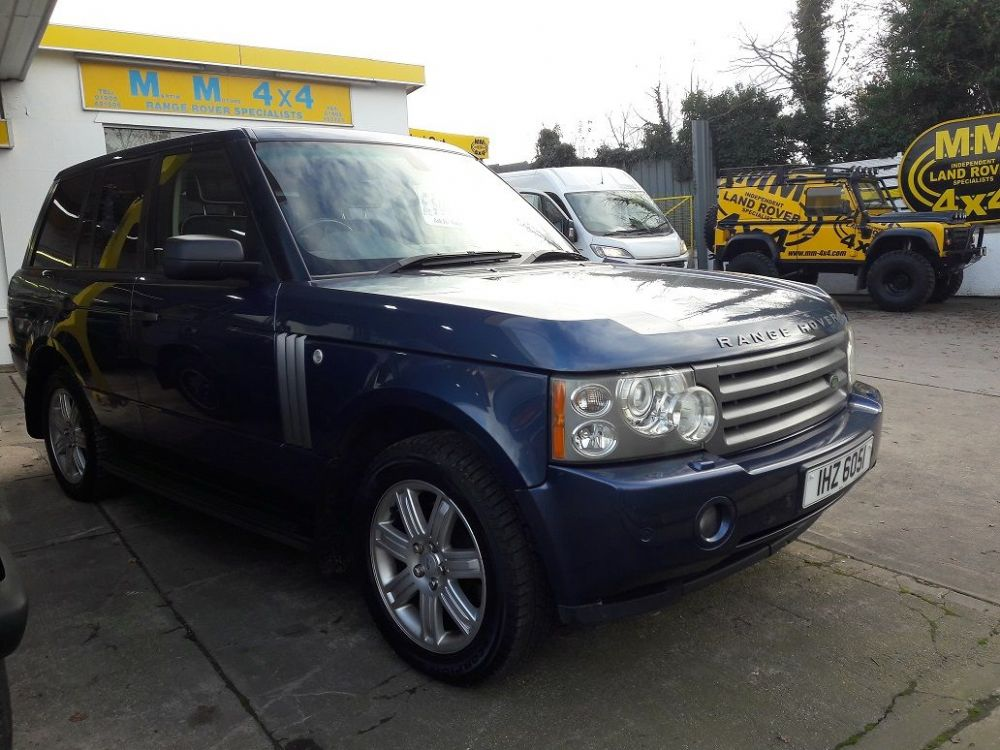 ***SOLD*** Range Rover Vogue TD6 2006